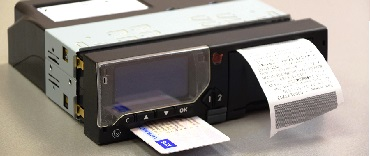 Lower prices on all types of tachographs and cards!